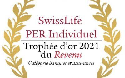 """SwissLife PER individuel"" obtient une distinction"